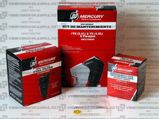 Mercury V6 & V8 100h maintance kit